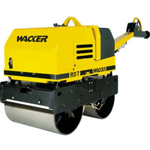Vibratory Roller Wacker Neuson RD 7H-S